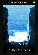 Okładka książki - Biel nocy