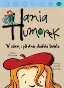 Okładka książki - Hania humorek w osiem i pół dnia dookoła świata