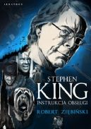 Okładka książki - Stephen King. Instrukcja obsługi