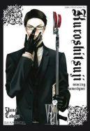 Okładka książki - Kuroshitsuji Tom 8