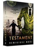 Okładka książki - Testament