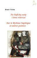 Okładka - Na Saficką nutę i inne wiersze