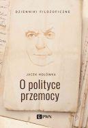 Okładka - O polityce przemocy