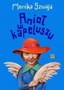 Okładka książki - Anioł w kapeluszu