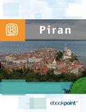 Okładka ksiązki - Piran. Miniprzewodnik