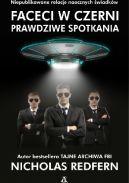 Okładka - Faceci w Czerni: prawdziwe spotkania