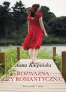 Okładka ksiązki - Rozważna czy romantyczna?