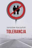 Okładka książki - Tolerancja