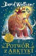 Okładka książki - Potwór z Arktyki