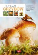 Okładka - Atlas grzybów
