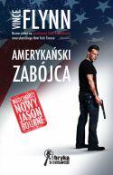 Okładka ksiązki - Amerykański zabójca