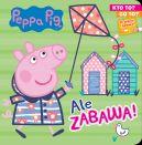 Okładka -  Peppa Pig. Kto to? Co to? Ale zabawa!