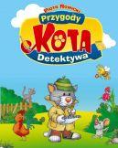 Okładka ksiązki - Przygody kota detektywa