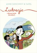 Okładka - Lukrecja i dziwny świat dorosłych