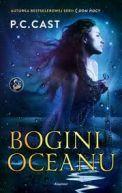 Okładka książki - Bogini Oceanu