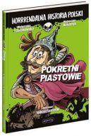 Okładka - Pokrętni Piastowie