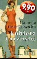 Okładka książki - Kobieta i mężczyźni
