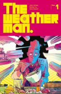 Okładka - Weatherman, tom 1