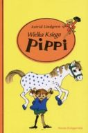 Okładka ksiązki - Wielka Księga Pippi