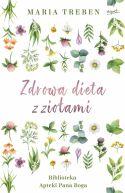 Okładka książki - Zdrowa dieta z ziołami