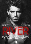 Okładka książki - River