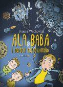 Okładka książki - Ala Baba i dwóch rozbójników