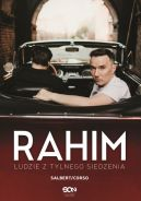 Okładka - Rahim. Ludzie z tylnego siedzenia