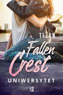 Okładka książki - Fallen Crest (#5). Uniwersytet