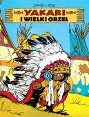Okładka książki - Yakari i wielki orzeł, tom 1