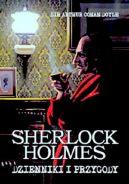 Okładka ksiązki - Sherlock Holmes: Dzienniki i przygody
