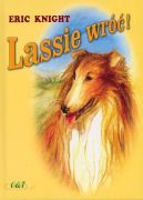 Okładka książki - Lassie wróć!