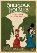 Okładka książki - Komiksy paragrafowe. Pojedynek z Irene Adler