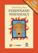 Okładka ksiązki - Ferdynand Wspaniały. Wersja audio