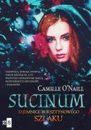 Okładka - Sucinum. Tajemnice Bursztynowego Szlaku