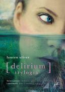 Okładka ksiązki - Delirium. Trylogia