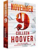 Okładka książki - November 9