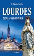 Okładka książki - Lourdes. Ziemia uzdrowień