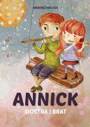 Okładka - Annick. Siostra i brat