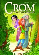 Okładka książki - Crom i uczeń czarnoksiężnika