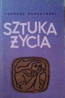 Okładka książki - Sztuka życia