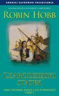 Okładka książki - Czarodziejski statek. Część 2