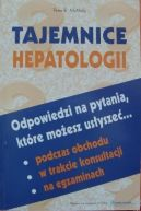 Okładka - Tajemnice hepatologii