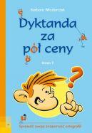 Okładka ksiązki - Dyktanda za pół ceny klasa V