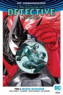 Okładka ksiązki - Batman  Detective Comics  Upadek Batmanów, tom 6