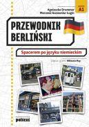 Okładka książki - Przewodnik berliński. Spacerem po języku niemieckim