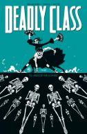 Okładka - Deadly Class, tom 6: 1988 To jeszcze nie koniec