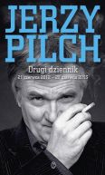 Okładka książki - Drugi dziennik. 21 czerwca 2012 -  20 czerwca 2013