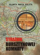 Okładka ksiązki - Strażnik Bursztynowej Komnaty
