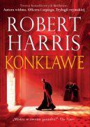 Okładka książki - Konklawe