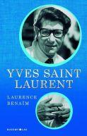 Okładka książki - Yves Saint Laurent